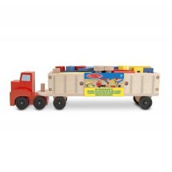 Zestaw do budowania wielkiej ciężarówki, Melissa&Doug
