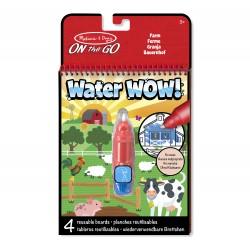 Wodne WOW! Kolorowanka wodna, Melissa&Doug