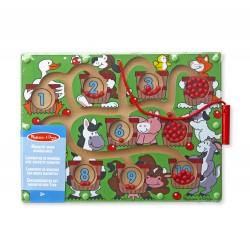 Gra Liczbowa Magnetyczne Jabłuszka Melissa & Dough